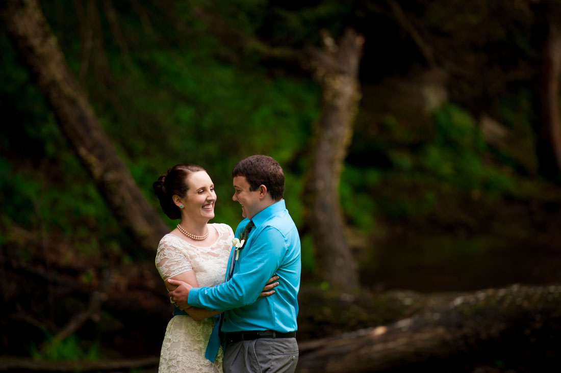 Kanawha state forest Wedding Pictures