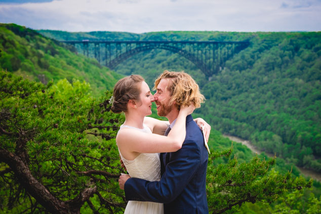 Charleston WV Wedding Photography