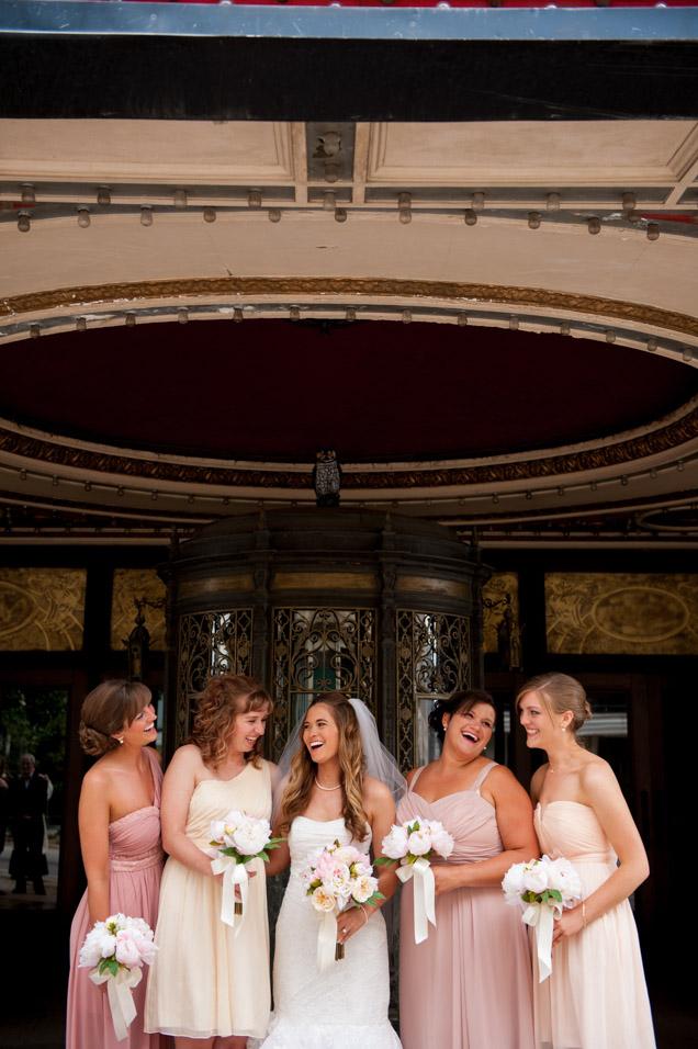 Keith Albee Huntington Wv Wedding Brenna Tyler