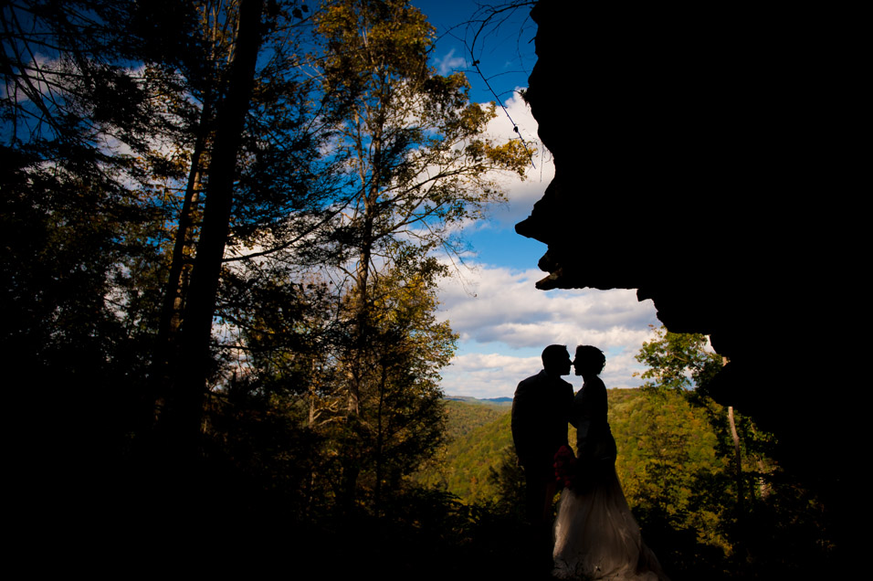 confluence resort wedding photography