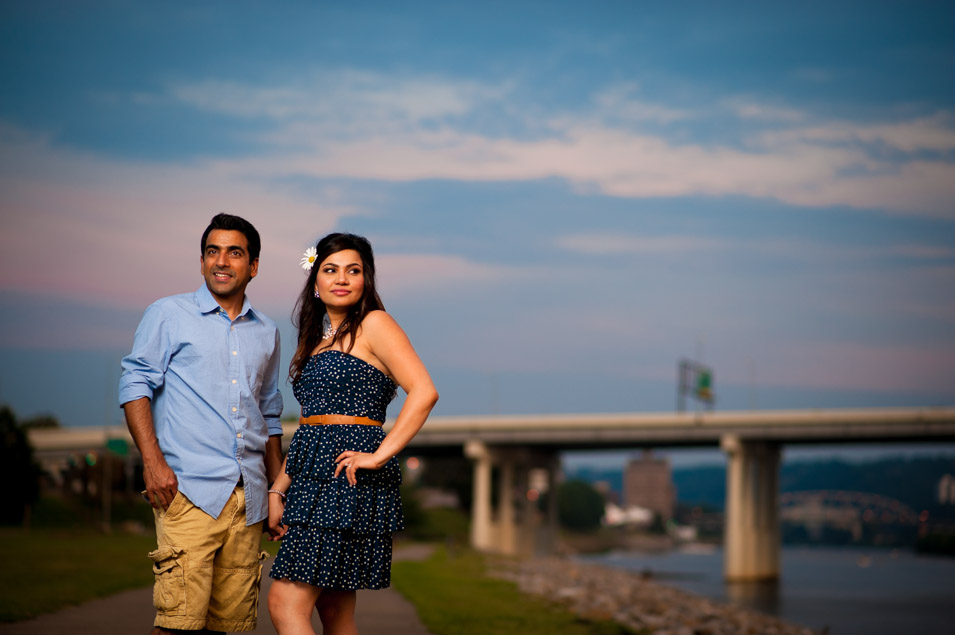 WV Engagement Pictures