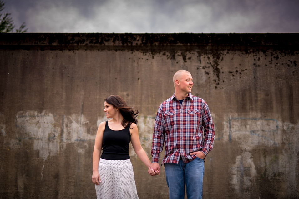 huntington wv engagement photography-5