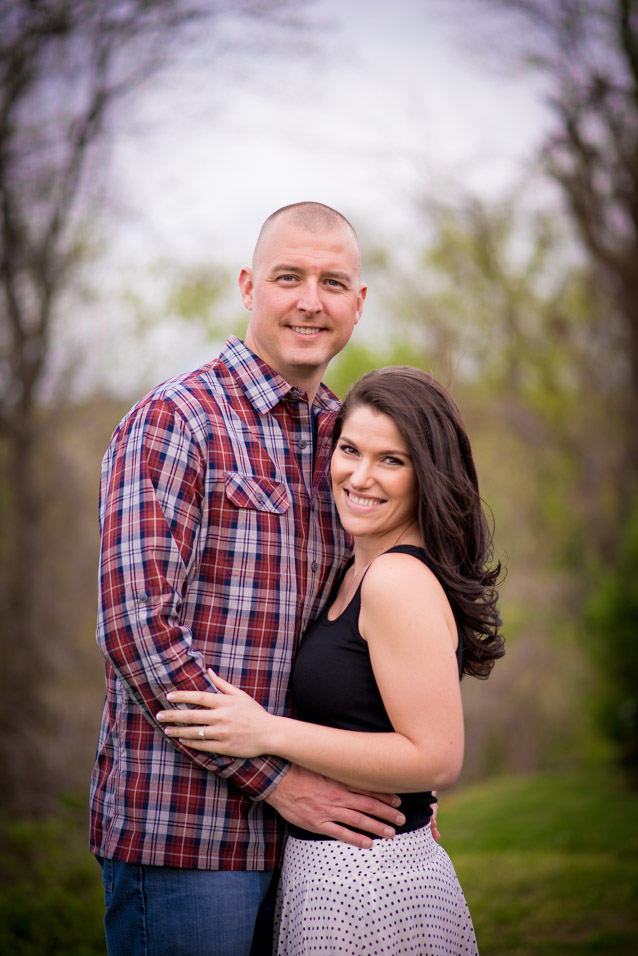 huntington wv engagement photography