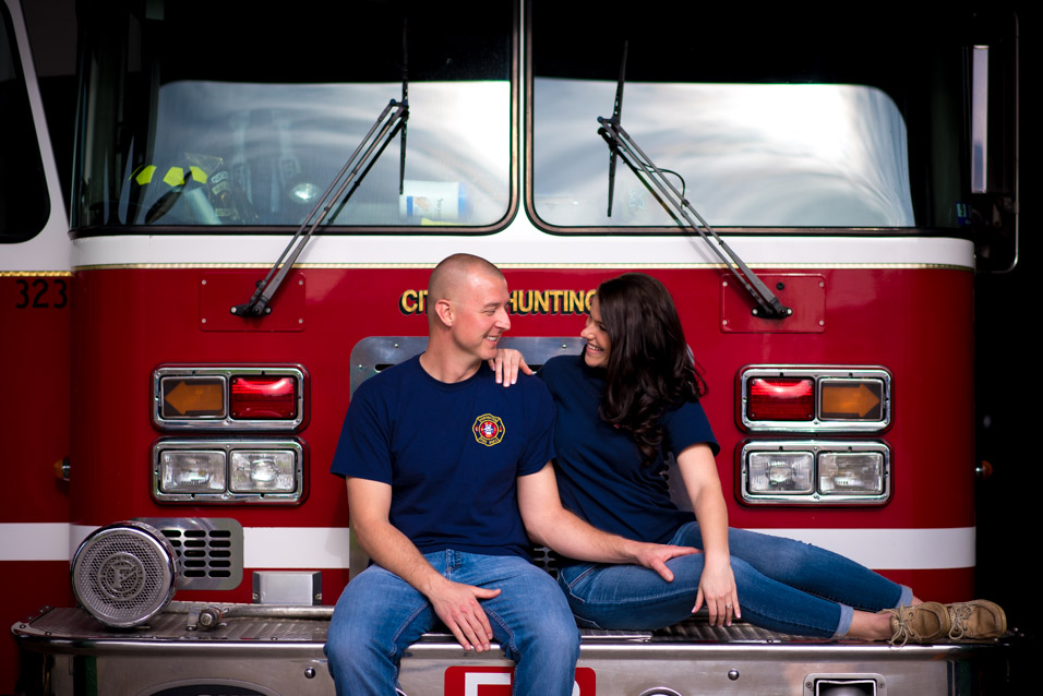 huntington wv engagement portraits-2