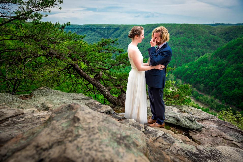 adventures on the gorge weddings