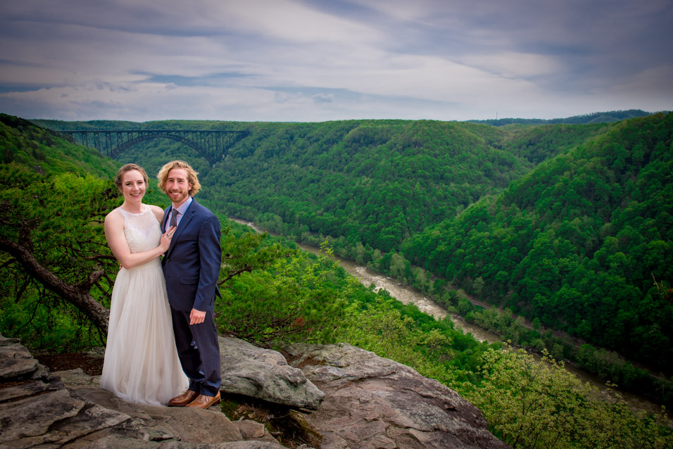 new river wedding