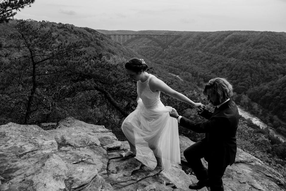 new river weddings