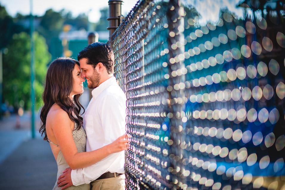 Charleston WV Engagement Photographer