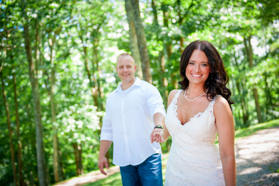Wedding Pictures in West Virginia