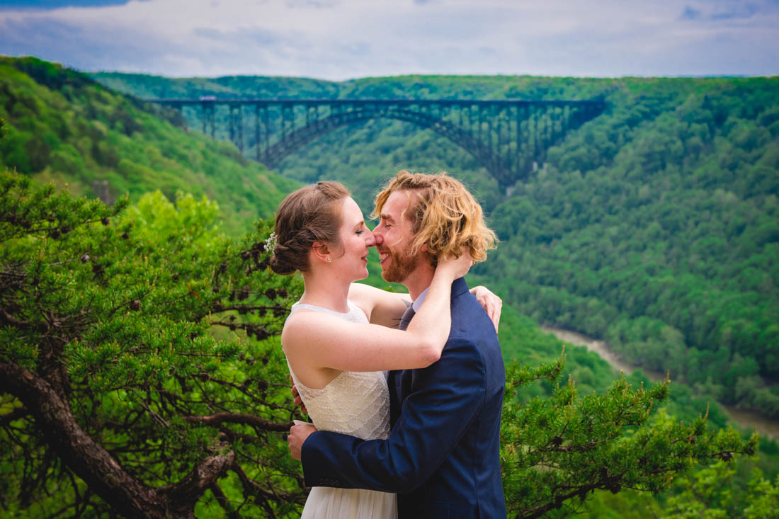west virginia wedding photographers