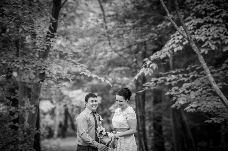 West Virginia Elopement Pictures