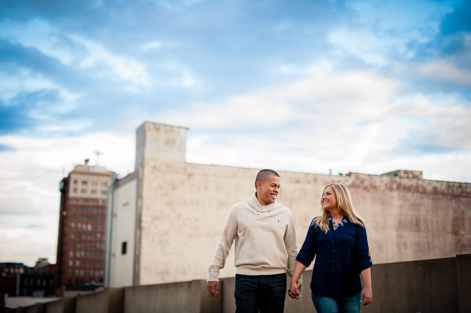West Virginia WV Engagement Photography