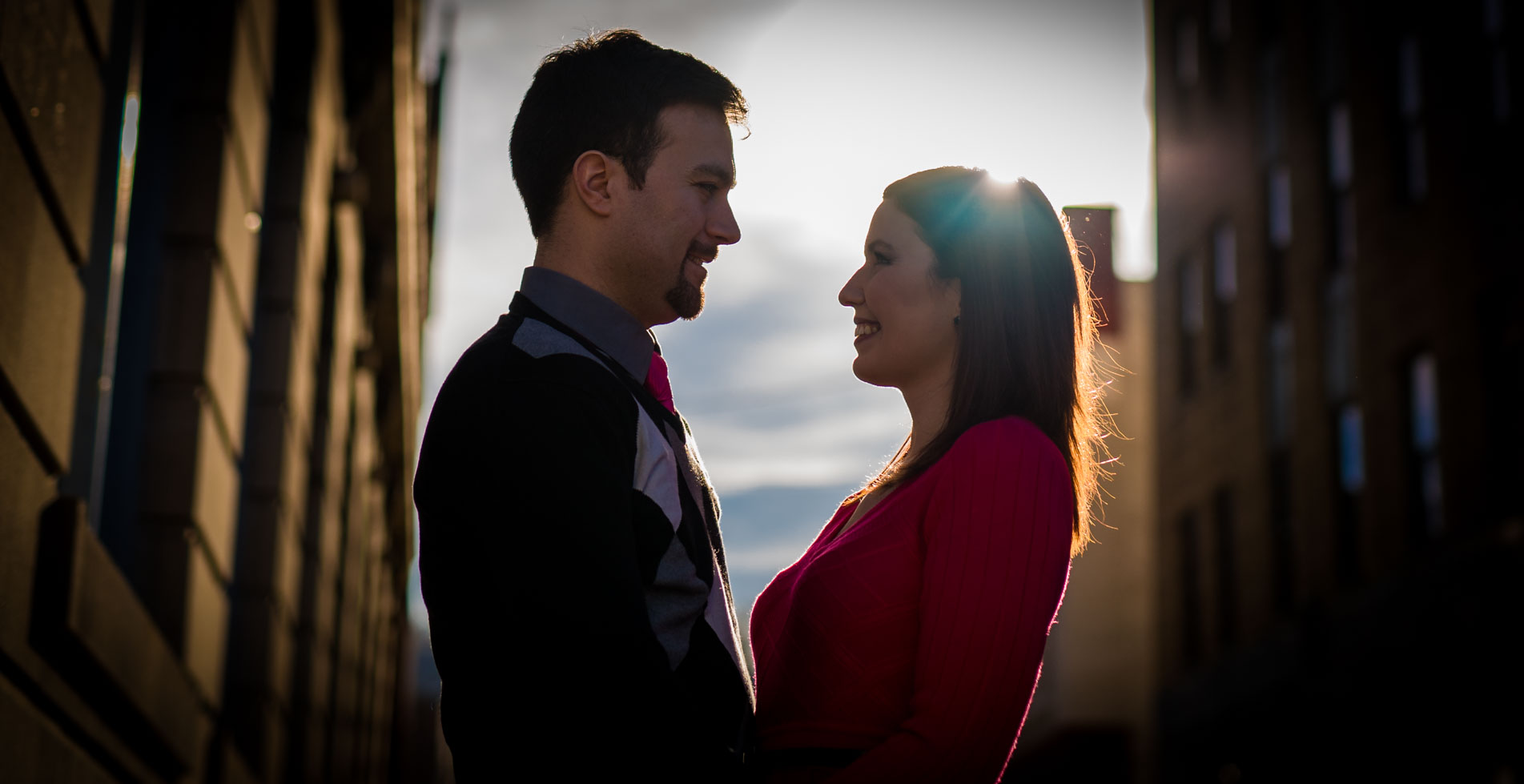 Check Out Erin & Mark's Engagement