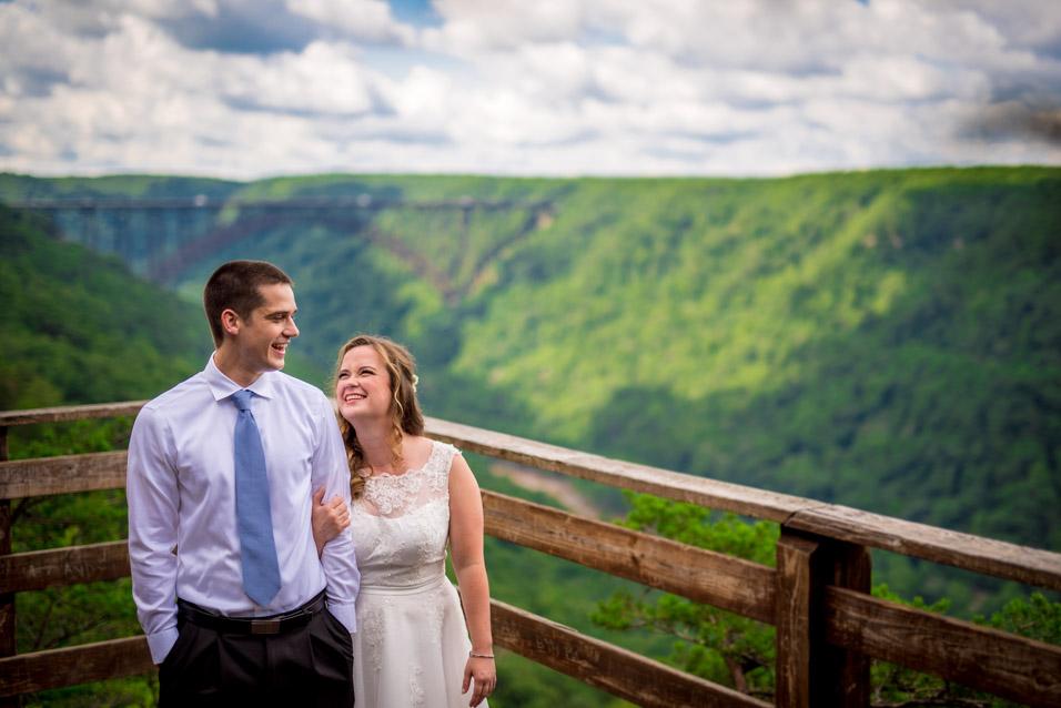 Adventures On The Gorge Wedding 6 Jpg