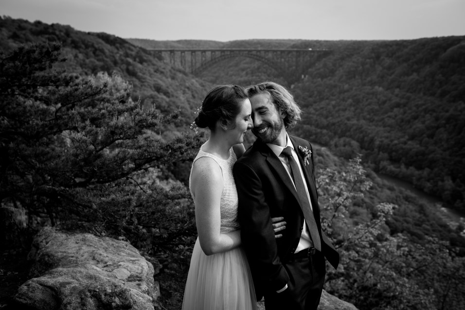adventures on the gorge wedding photographer