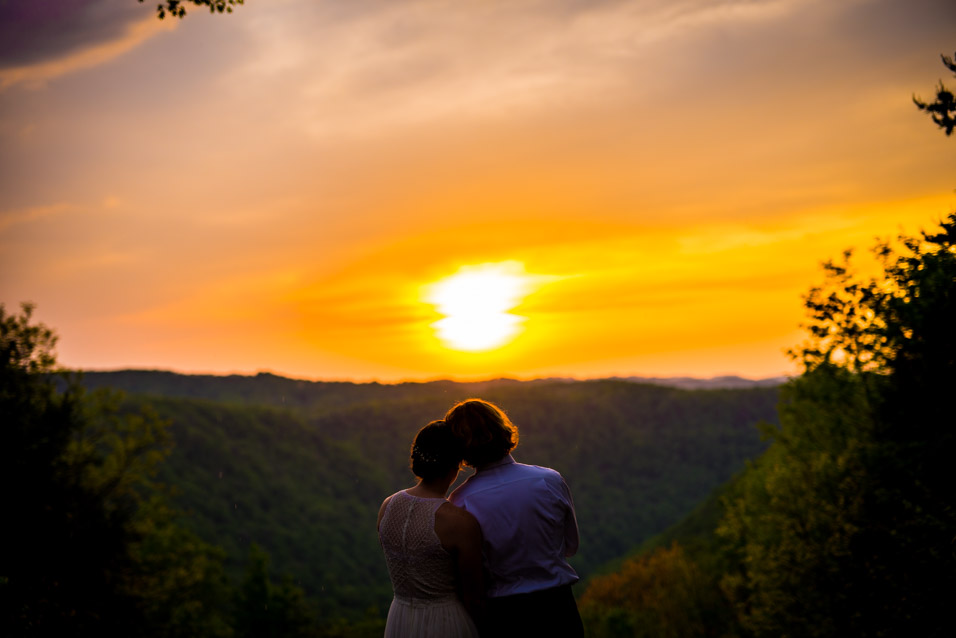 new river gorge wedding photographer