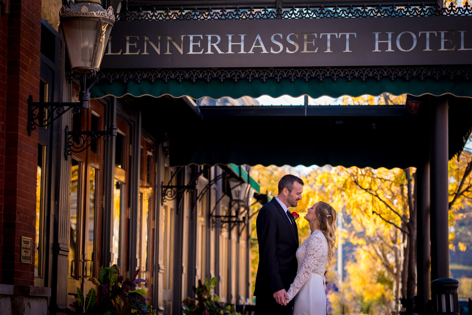 Like to see more weddings at the Blennerhassett?