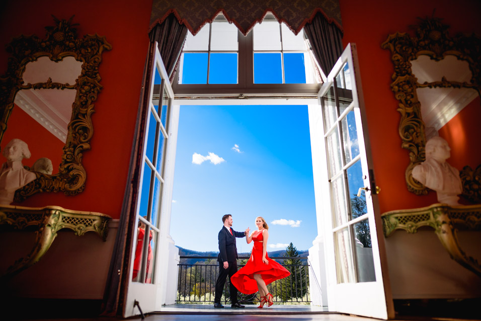 Greenbrier-Hotel-Engagement-Pictures