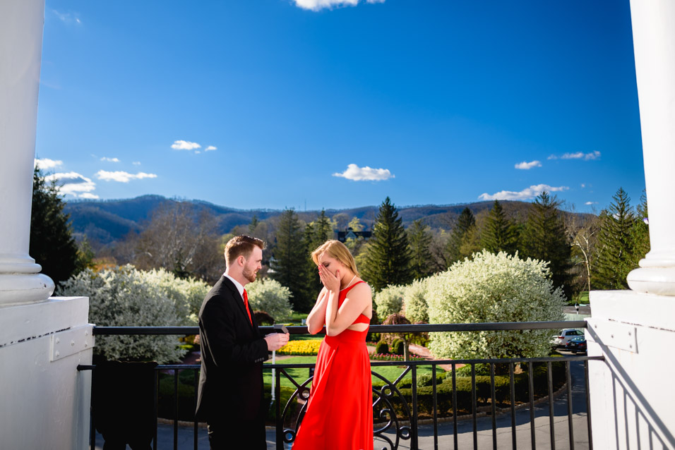 The-Greenbrier-Resort-Engagement-Proposal