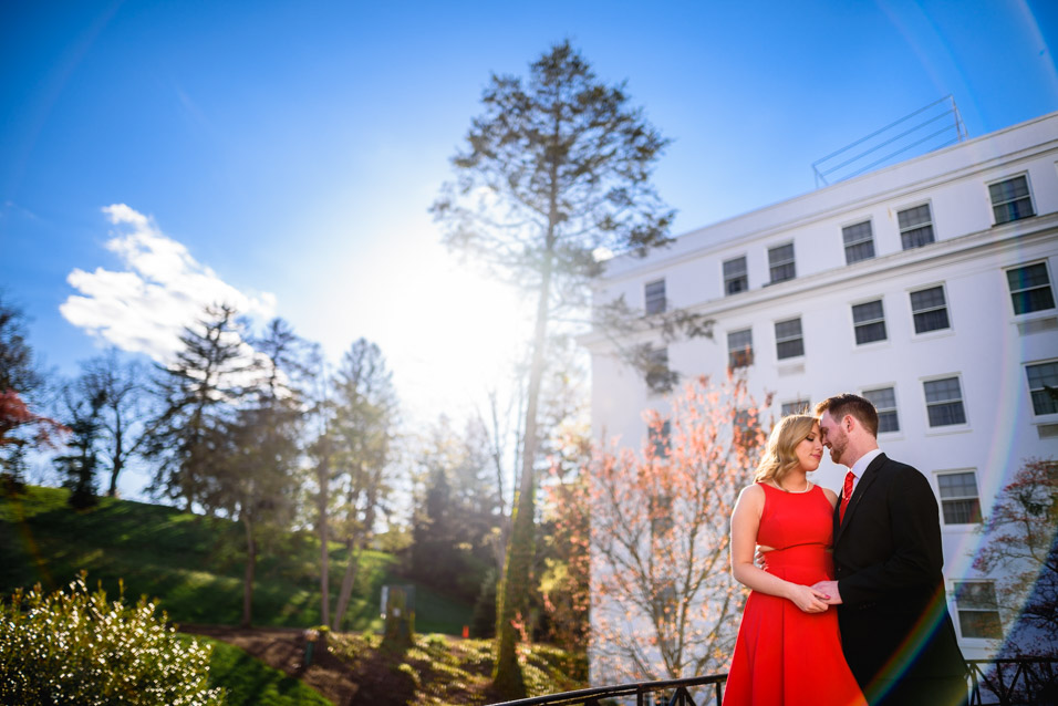 The-Greenbrier-Resort-Engagement-photos