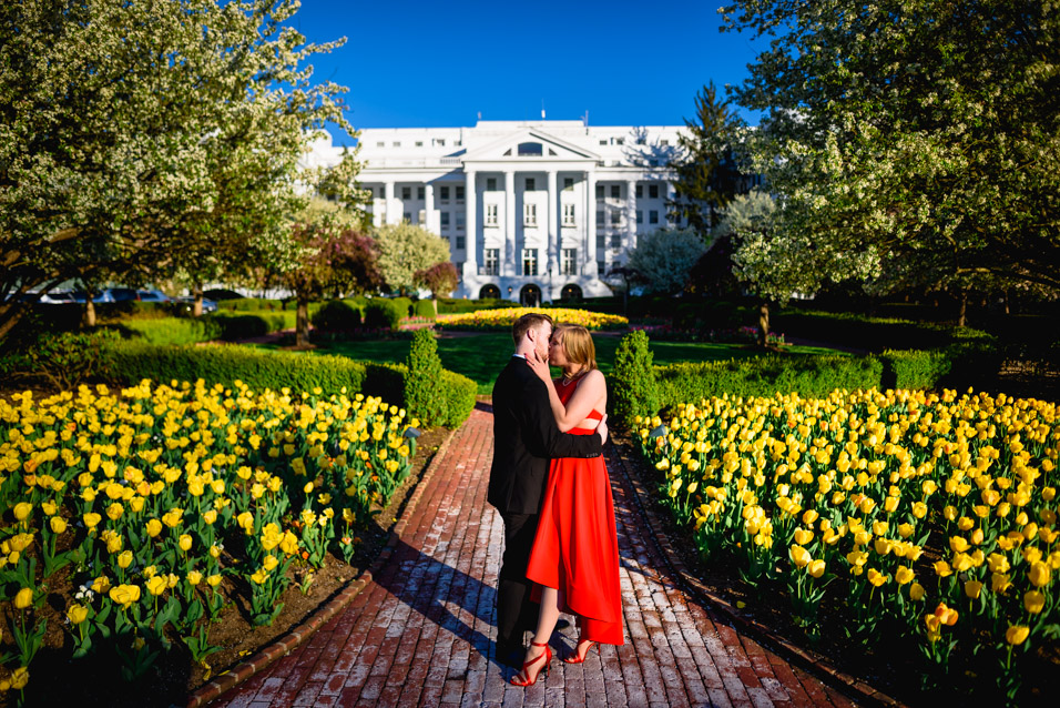 The-Greenbrier-Resort-WV-Engagement-Sessions
