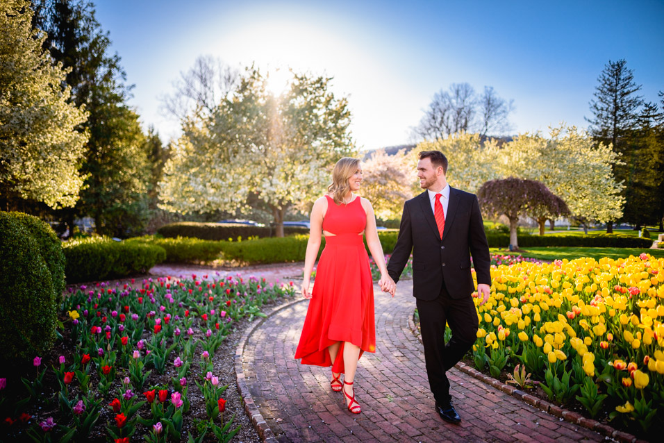 The-Greenbrier-WV-Engagement-Pics