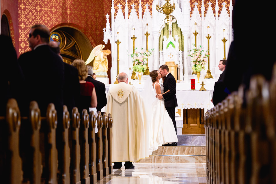 St.-Francis-Xavier-Catholic-Church-Parkersburg-WV-Wedding