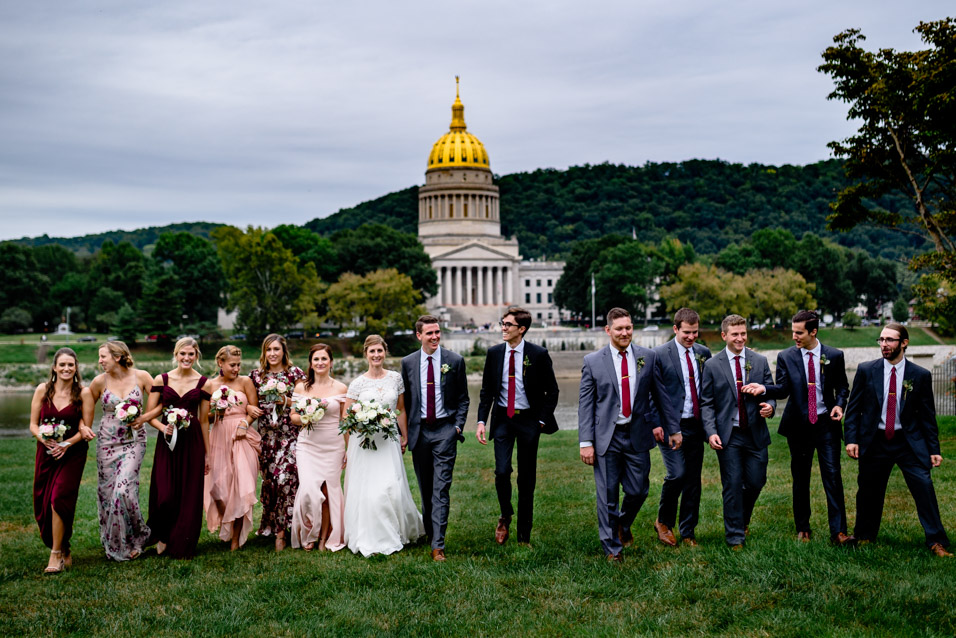 University-Of-Charleston-WV-Wedding-Picture