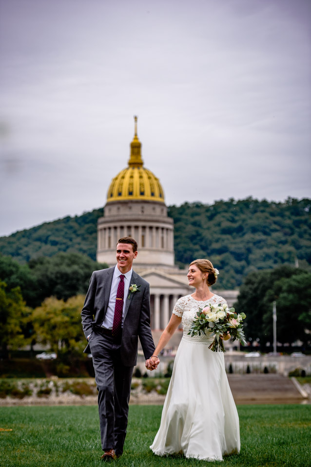 WV-Sate-Capitol-Wedding-Pictures