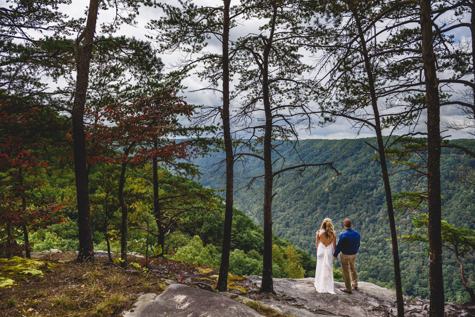 Beauty Mountain Elopement
