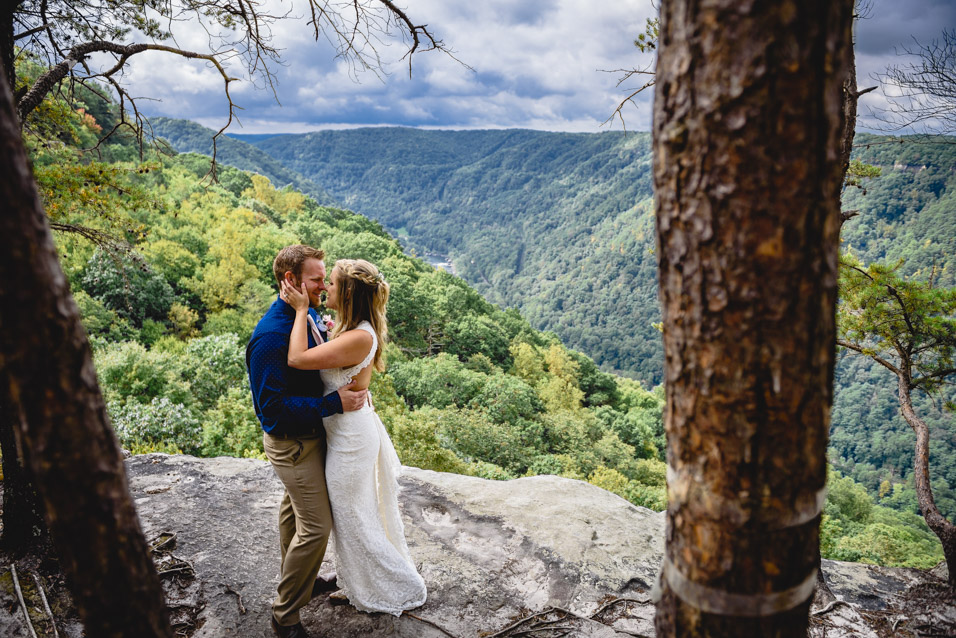 Beauty Mountain fayetteville wv elopement