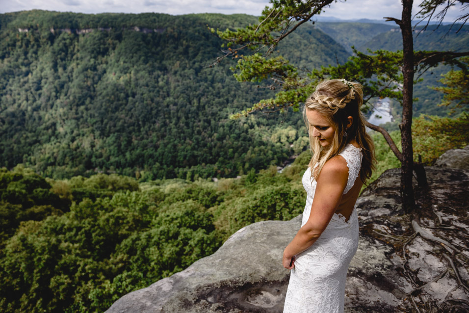 Beauty Mountain fayetteville wv wedding