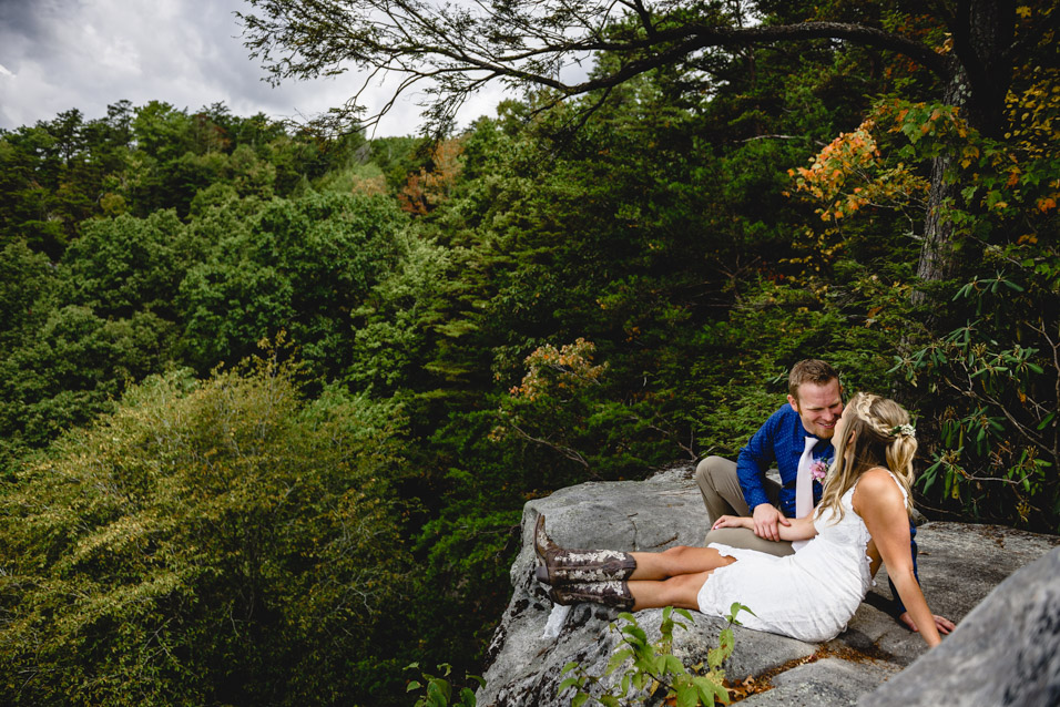 Elopement on the New River Gorge