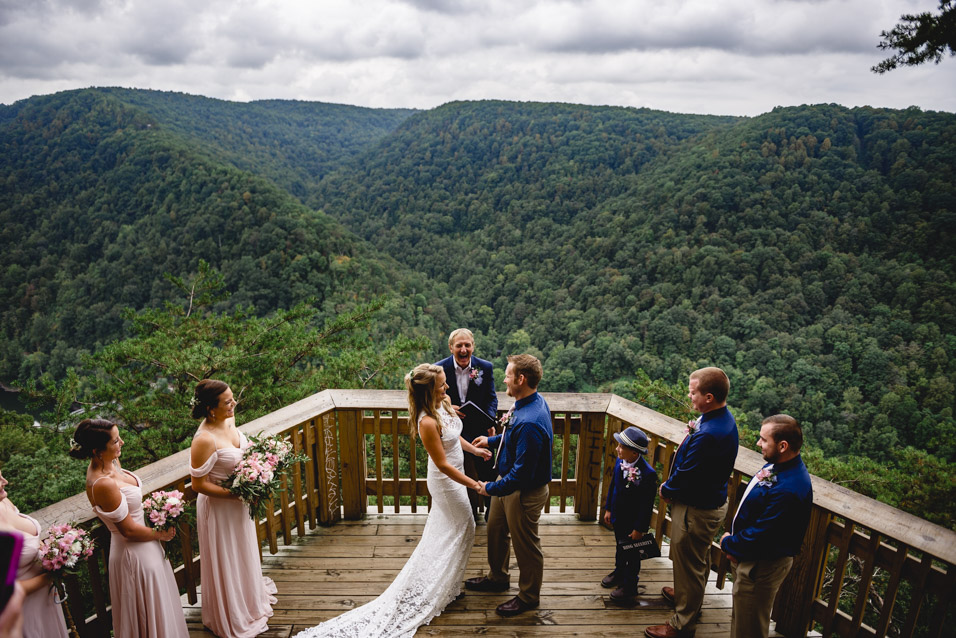 New River Gorge Bridge Elopement