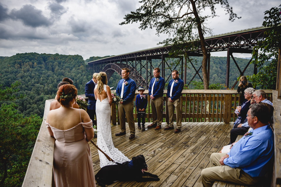 New River Gorge Elopement