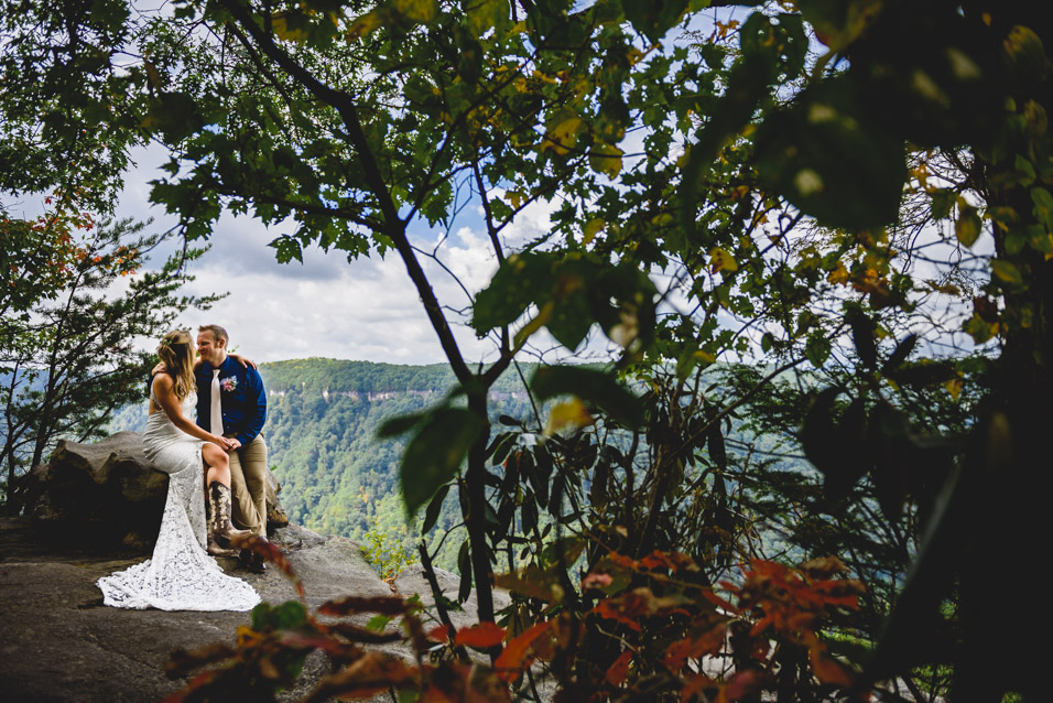 New River Gorge WV elopement