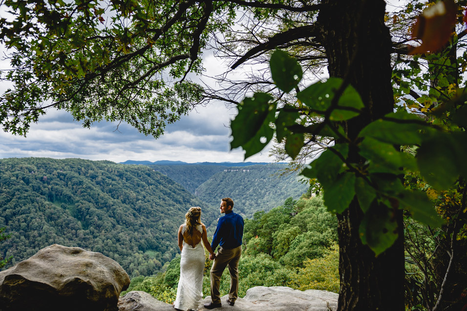 long point trail elopement