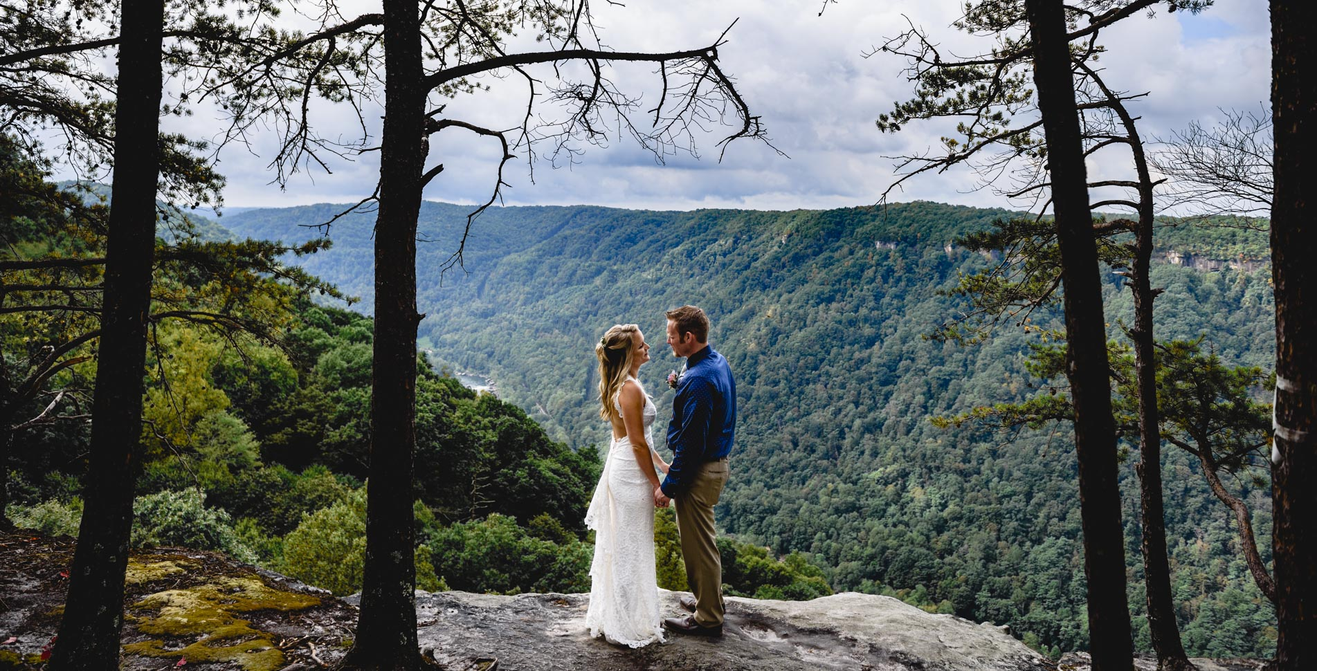 New River Gorge Elopement | Stephanie & Matt