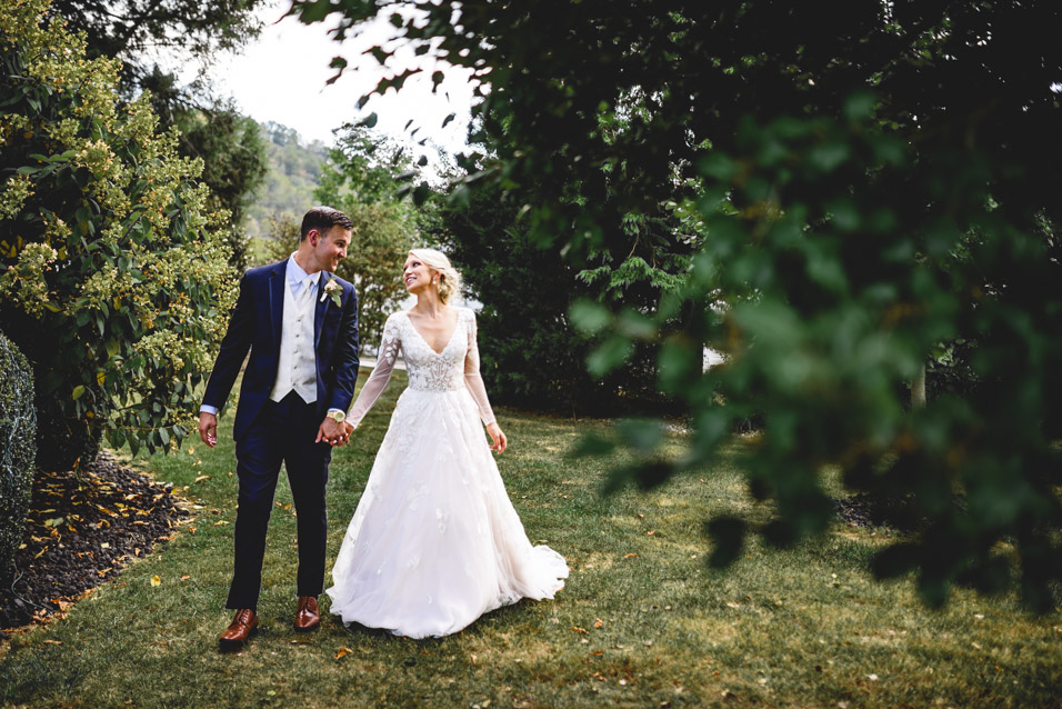 Venetian Estate Milton West Virginia Wedding