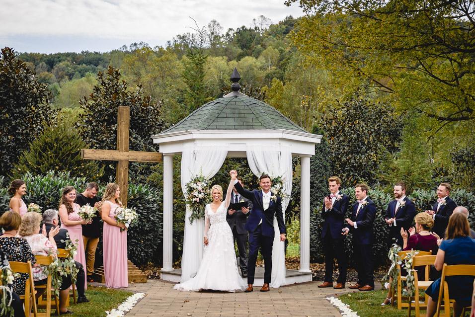 Venetian Estate Wedding Ceremony