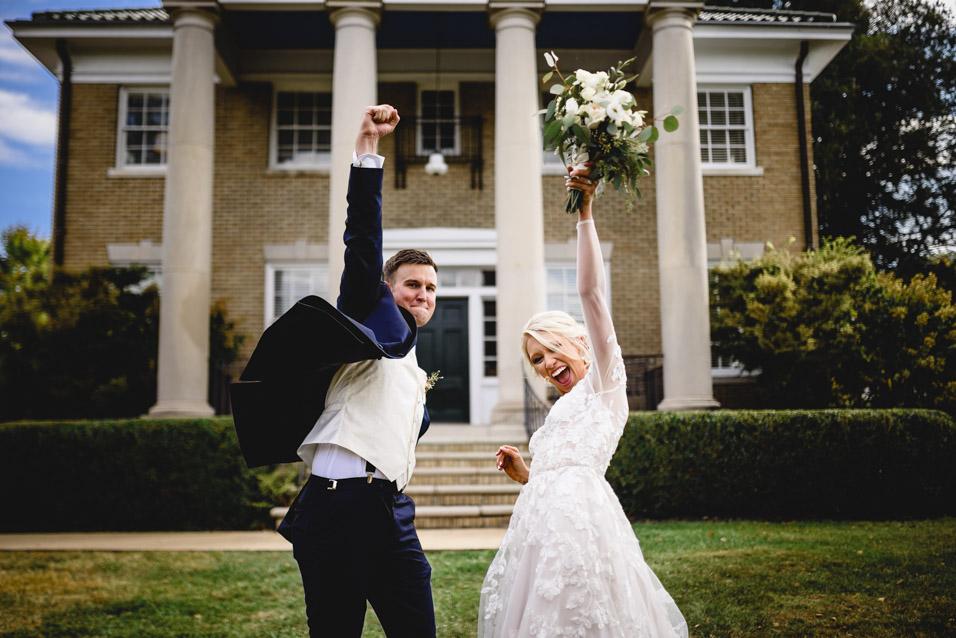 Venetian Estate Wedding Pictures