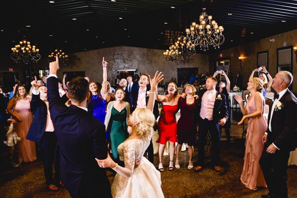 Venetian Estate Wedding Reception Milton WV